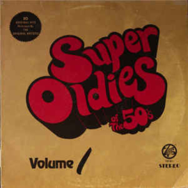 Various ‎– Super Oldies Of The 50's Volume 1