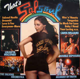Various ‎– That's Salsoul