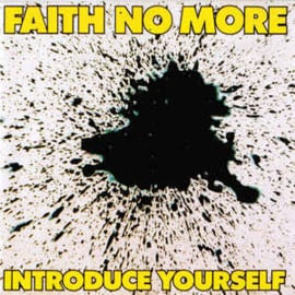 Faith No More ‎– Introduce Yourself (CD)