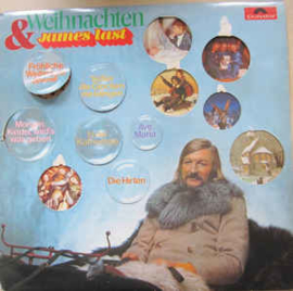 James Last ‎– Weihnachten & James Last