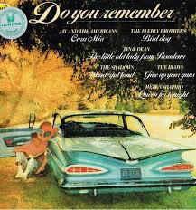 Various – Do You Remember