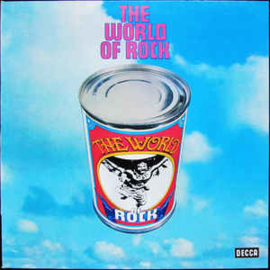 Various ‎– The World Of Rock