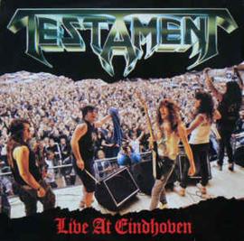 Testament  – Live At Eindhoven
