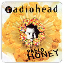 Radiohead – Pablo Honey (CD)