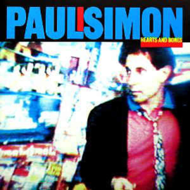 Paul Simon ‎– Hearts And Bones