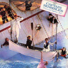 Captain Sensible ‎– Women And Captains First