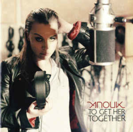 Anouk ‎– To Get Her Together (CD)