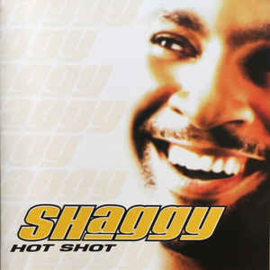 Shaggy ‎– Hot Shot (CD)