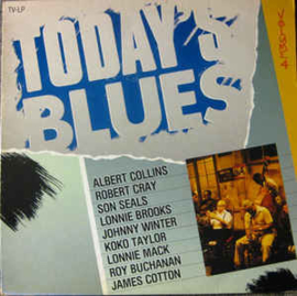 Various – Today's Blues Volume 4