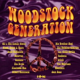 Various ‎– Woodstock Generation Volume 2 (CD)