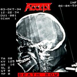 Accept – Death Row (CD)