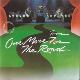 Lynyrd Skynyrd ‎– One More From The Road (CD)