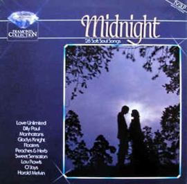 Various – Midnight - 28 Soft Soul Songs