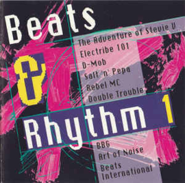 Beats & Rhythm 1 (CD)