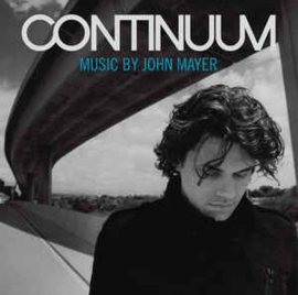 John Mayer ‎– Continuum (CD)