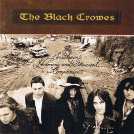 Black Crowes ‎– The Southern Harmony And Musical Companion (CD)