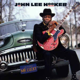 John Lee Hooker ‎– Mr. Lucky (CD)