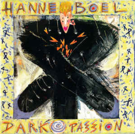 Hanne Boel ‎– Dark Passion (CD)