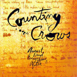 Counting Crows  ‎– August And Everything After  (CD)