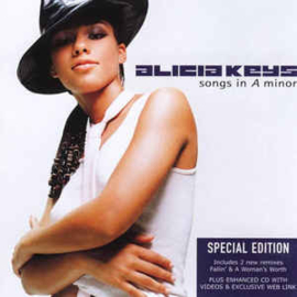 Alicia Keys ‎– Songs In A Minor (CD)