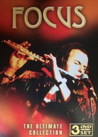 Focus – The Ultimate Collection (DVD)
