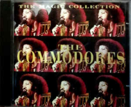 Commodores ‎– The Magic Collection (CD)