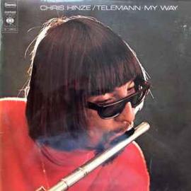 Chris Hinze – Telemann - My Way