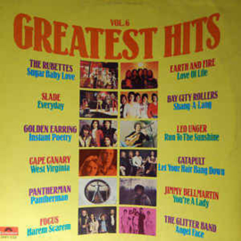 Various ‎– Greatest Hits Vol. 6