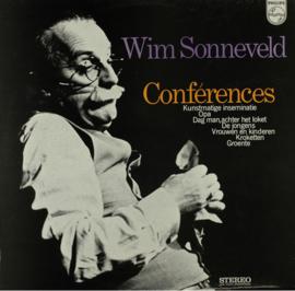 Wim Sonneveld – Conférences