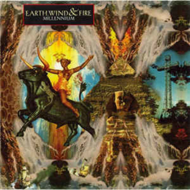 Earth, Wind & Fire  ‎– Millennium (CD)