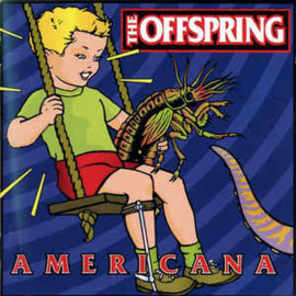 Offspring ‎– Americana (CD)