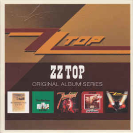 ZZ Top ‎– Original Album Series (CD)