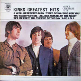 Kinks ‎– Kinks Greatest Hits