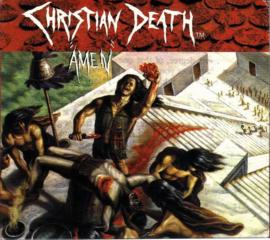 Christian Death – Amen (CD)