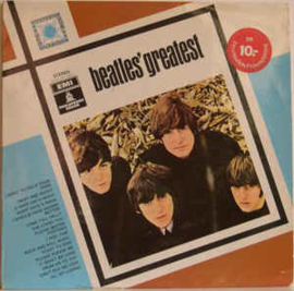 Beatles ‎– Beatles' Greatest