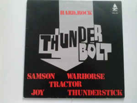 Various ‎– Hard Rock Thunderbolt