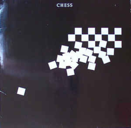 Benny Andersson, Tim Rice, Björn Ulvaeus ‎– Chess