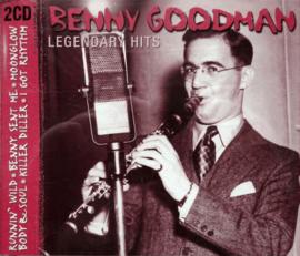 Benny Goodman – Legendary Hits (CD)