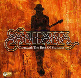 Santana ‎– Carnaval: The Best Of Santana (CD)