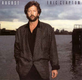 Eric Clapton ‎– August (CD)