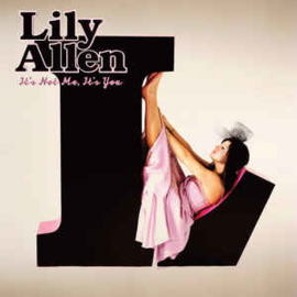 Lily Allen ‎– It's Not Me, It's You (CD)