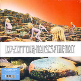 Led Zeppelin ‎– Houses Of The Holy (LP)