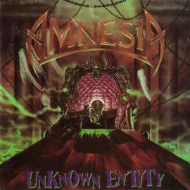 Amnesia – Unknown Entity (CD)