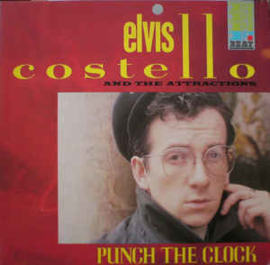 Elvis Costello And The Attractions ‎– Punch The Clock