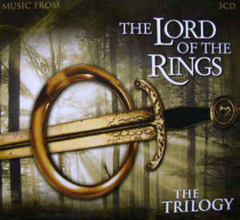 Howard Shore ‎– The Lord Of The Rings: The Trilogy (CD)