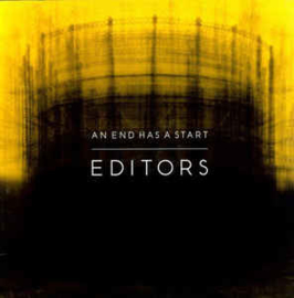 Editors ‎– An End Has A Start (LP)