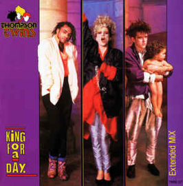 Thompson Twins ‎– King For A Day