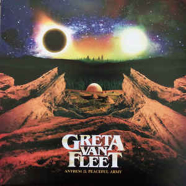 Greta Van Fleet ‎– Anthem Of The Peaceful Army (LP)