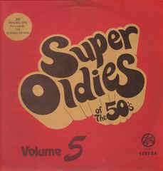 Various – Super Oldies Of The 50's Vol.5