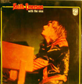 Keith Emerson With The Nice – Keith Emerson With The Nice